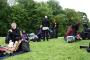 gothic fairytale picknick