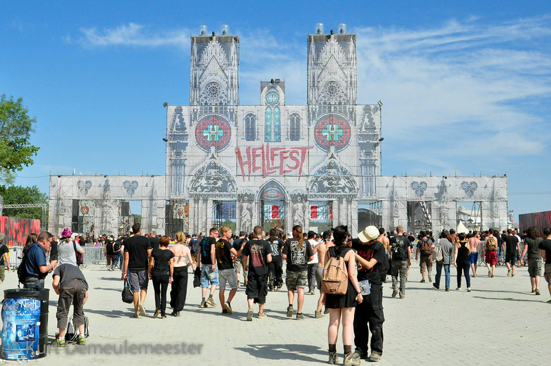 Clisson France  city images : ... Dark Alternative Lifestyle Source Hellfest Clisson France June 20