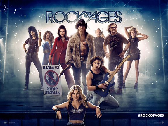 rock of ages affiche
